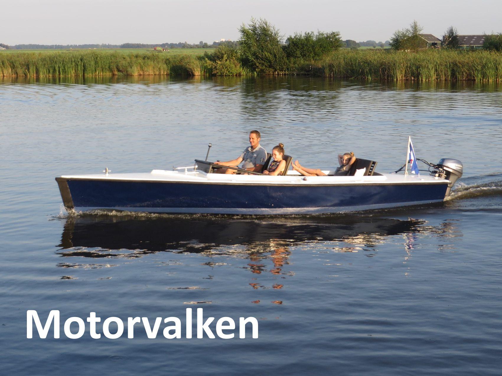 Motorvalk_Bootje_Huren_Varen_Jachthaven_de_Watervriend_Friesland